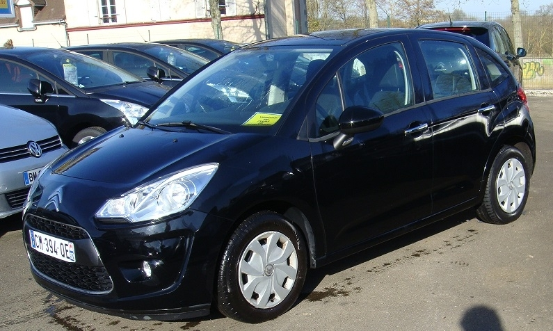 Photo 1 de l'offre de CITROEN C3 1.6 E-HDI90 AIRDREAM BUSINESS à 7900€ chez ATCA 61