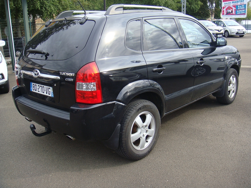 Photo 2 de l'offre de HYUNDAI TUCSON 2.0 CRDI140 PACK EXECUTIVE 4X2 à 6990€ chez ATCA 61