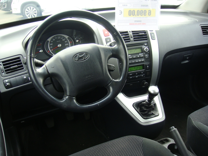 Photo 5 de l'offre de HYUNDAI TUCSON 2.0 CRDI140 PACK EXECUTIVE 4X2 à 6990€ chez ATCA 61
