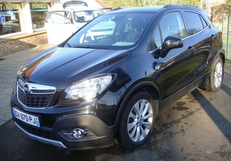 Photo 1 de l'offre de OPEL MOKKA 1.6 CDTI 136CH BUSINESS CONNECT AUTO 4X2 à 12900€ chez ATCA 61