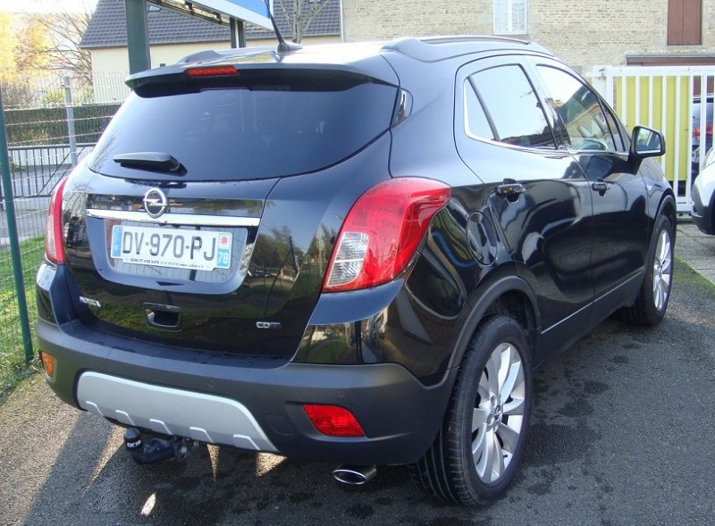 Photo 2 de l'offre de OPEL MOKKA 1.6 CDTI 136CH BUSINESS CONNECT AUTO 4X2 à 12900€ chez ATCA 61