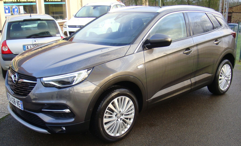 Photo 1 de l'offre de OPEL GRANDLAND X 1.5 D 130CH EDITION BUSINESS BVA8 à 19900€ chez ATCA 61