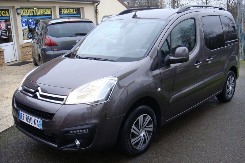Citroen BERLINGO BLUEHDI 100CH FEEL S&S ETG6 Diesel MARRON Occasion à vendre
